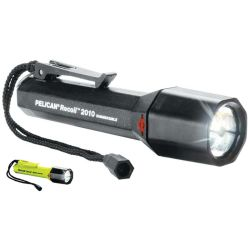2010 BLK SABRELITE RECOIL LED FLASHLIGHT