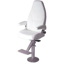 HELMSMAN SEAT CARIBBEAN WHITE