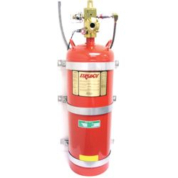 GA Series Automatic Fire Extinguisher Systems  -  HFC-227ea