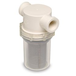 Plastic Raw Water Strainer