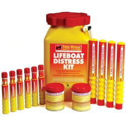 Ships Lifeboat Distress Kit