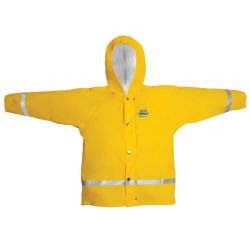 Grundens Zenith Kid's Hooded Jacket