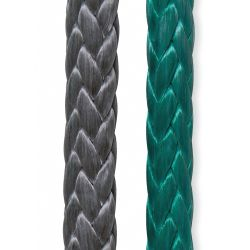 3/8IN GRY AMSTEEL 12 STRAND (600)
