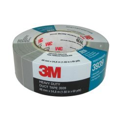 2IN 3939 SIL TARTAN DUCT TAPE (60YD)