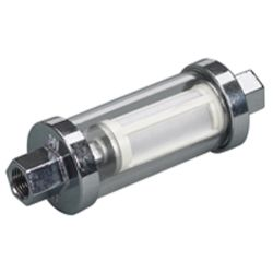 IN-LINE FILTER GLASS VIEW UNIVERSAL