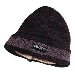 MUSTO WINDSTOPPER HAT: BLACK