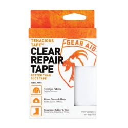 TENACIOUS REPAIR TAPE CLEAR
