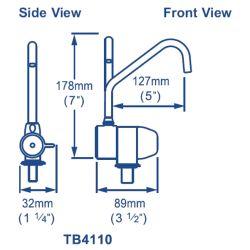 Compact Faucet