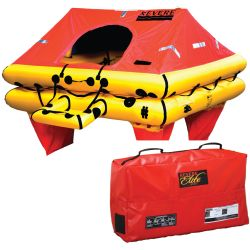OFFSHORE ELITE 8V LIFE RAFT