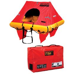 COASTAL ELITE 8V LIFE RAFT