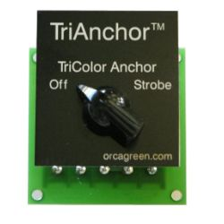 LED Tri-Color⁄Anchor⁄Strobe Light w⁄Photo-Diode