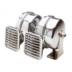 DOUBLE HORN 24V HIGH/LOW PITCH