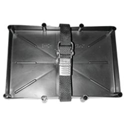 BATTERY TRAY POLY STRAP SERIES 24