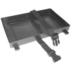 BATTERY HOLDER 27 SERIES POLY STRAP