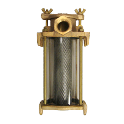1/2IN NPT SS INTERNAL BASKET STRAINER