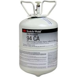 Scotch-Weld™ Hi-Strength 94 CA Cylinder Spray Adhesive