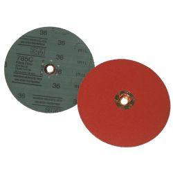 7IN P80 FIBRE DISC 785C (25)