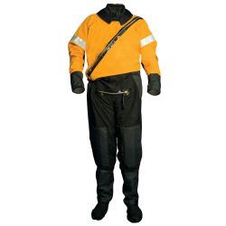 WATER RESCUE DRYSUIT YEL/BLK XXL