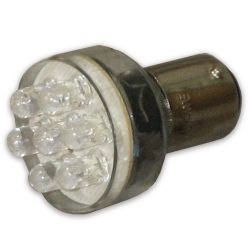Ancor LED Bayonet Base Bulbs - Directional, Single Contact