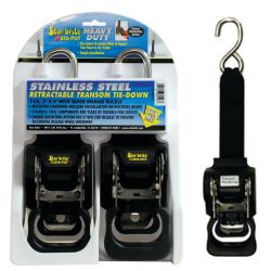 "Starbrite 2"" Retractable Transom Tie Down"