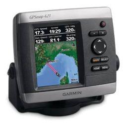 GPSMAP 421S CHARTPLOT W/DUAL FREQ