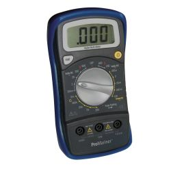 HAND HELD DIGITAL MULTIMETER
