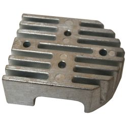 ZINC MERC ALPHA BLOCK OUTDRIVE ANODE
