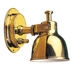 BRASS BERTH LIGHT