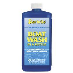 Boat Wash in a Bottle