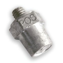 Zinc Side Post Battery Terminal Post