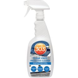 Marine Clear Vinyl Protective Cleaner