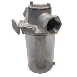 1-1/2IN SS RAW WATER STRAINER