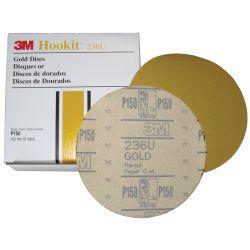 6IN P500A HOOKIT DISC 216U GLD (100)