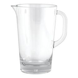DAVINCI TRADITIONAL PITCHER 1.9 QT CLEAR