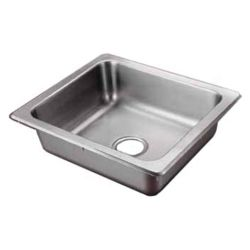 Heavy-Duty Flat Rim Sink