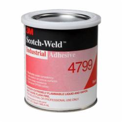 QT SCOTCH-WELD ADHESIVE 4799 BLK