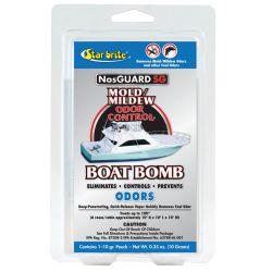 Nos Guard Mold⁄Mildew Boat Bomb Odor Control