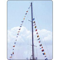 DECORATIVE CODE FLAG SET 12X18