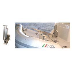 Hoist - Hydraulic Foot Pump Powered Dinghy Lifting/Tilting Arm