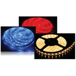 Waterproof IP 68 Flexible Strip LEDs with UV Protection