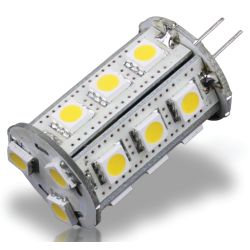 G4 BULB BACK PIN 15 LED COOL WHT