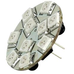 G4 BULB BACK PIN 10 LED WARM WHT