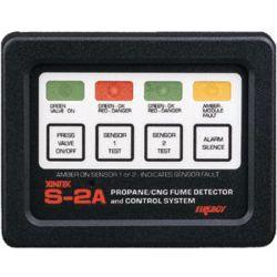 PROPANE/CNG MONITOR & CONTROL