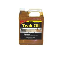 Golden Premium Teak Oil