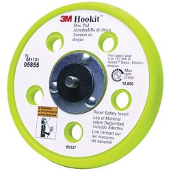 5IN HOOKIT D/F LOW PROFILE BACKING PAD