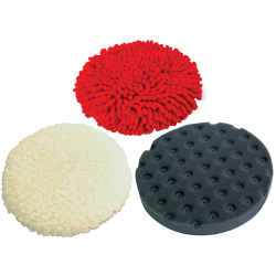 Dual Action Polishing and Compounding Pads