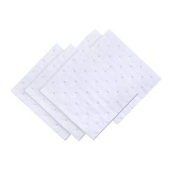 "HP-156 High Capacity Petroleum Sorbent Pads - 1/4"" Thick"