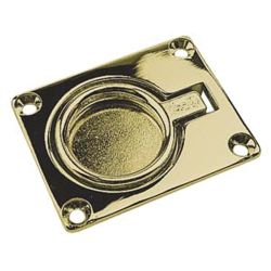 BRASS RING PULL SMALL