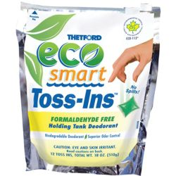 Eco Smart Toss-Ins, 12 x 1.5 oz. Pouches