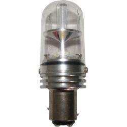 Dr LED Nav Bulb - Ser. 40 LED Bi-Color Indexed DC Bayonet - for Bow Lights, 2 nm